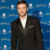 Justin Timberlake In A Suit At The Ryder Cup Gala