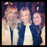 Rachel Zoe attended the Barbara Bui show during Paris Fashion Week. Source: Instagram user rachelzoe