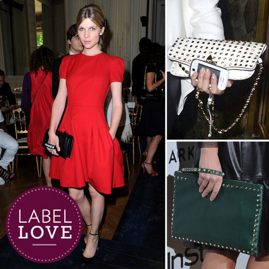 See which celebs are having a love affair with Valentino accessories, and then start your own.