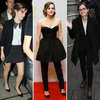 Emma Watson Perks of Being a Wallflower Premiere Promo Style