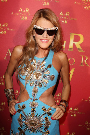 Anna Dello Russo For H&amp;M Launch Party