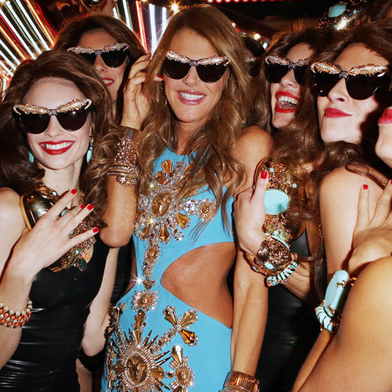 Fashion's Finest Celebrate Anna Dello Russo's H&M Launch