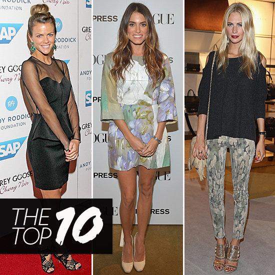 Best Celebrity Style  Sept. 28, 2012  POPSUGAR Fashion