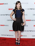 Hailee Steinfeld stepped out for Teen Vogue's Young Hollywood party in head-to-toe Louis Vuitton.