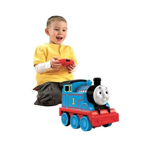 Will You Be Buying Thomas & Friends Steam n Speed R/C Thomas?