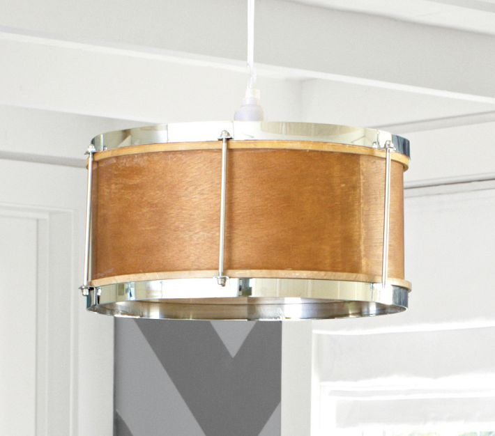 Drum Snare Pendant Lamp