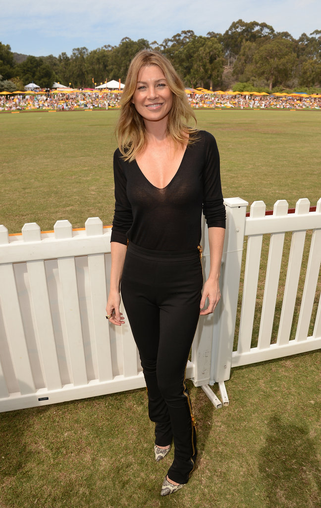 Ellen Pompeo Photos