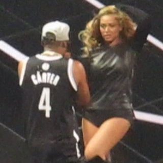 Beyonce and Jay-Z at Barclays Center in Brooklyn | Pictures