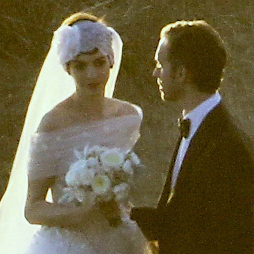 Anne Hathaway and Adam Shulman Wedding Details
