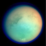 Images of Saturn's Moon Titan