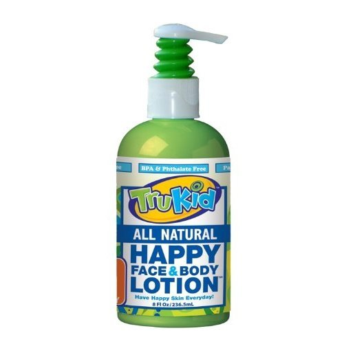 TruKid Happy Face & Body Lotion