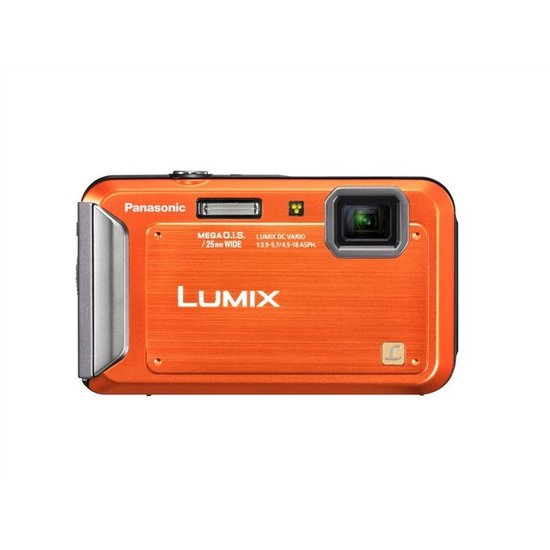 Panasonic Lumix TS20 16.1 MP Touch