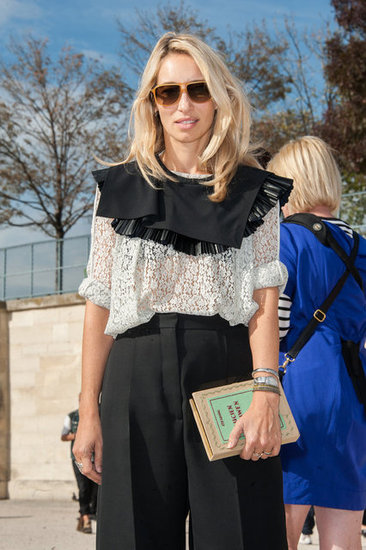 Paris Fashion Week Spring 2013