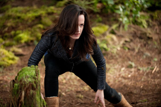 Esme hunts in Breaking Dawn Part 2.