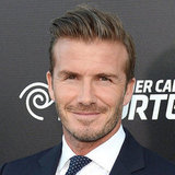 David Beckham Talking About Harper Beckham Video
