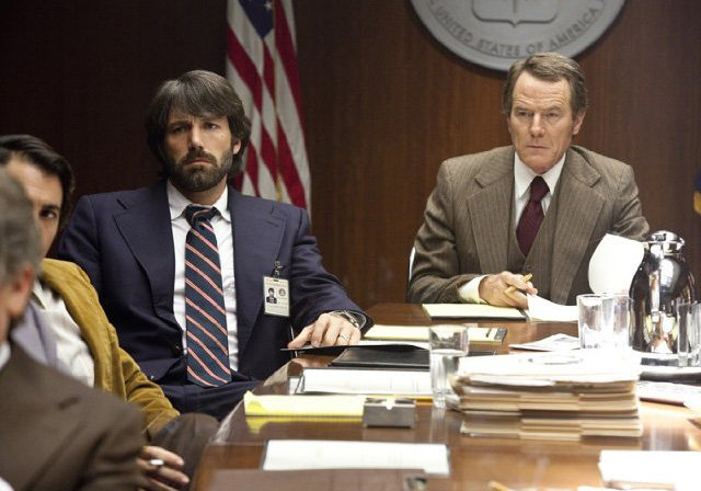 Ben Affleck directed and starred in Argo, which is a historical drama about the 1979 Tehran hostage crisis. It's his third time in the director's seat and possibly his best, since the film got positive reviews at the Toronto International Film Festival. Check it out when it opens on Oct. 25.