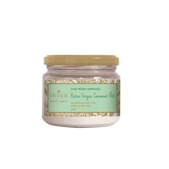 Indah Extra Virgin Coconut Oil, $15