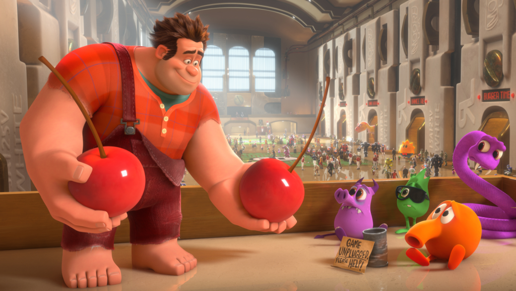 Ralph From Wreck-It Ralph