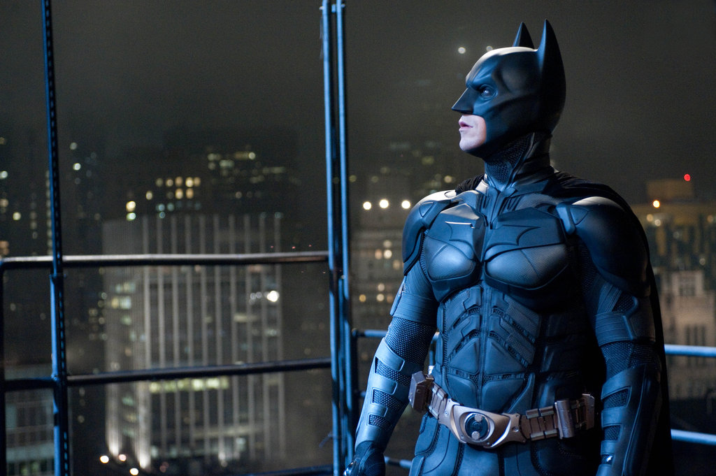 Batman From The Dark Knight Rises