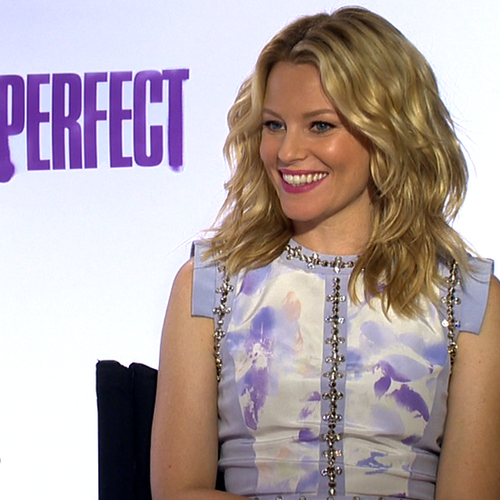 Elizabeth Banks Pitch Perfect Interview (Video)