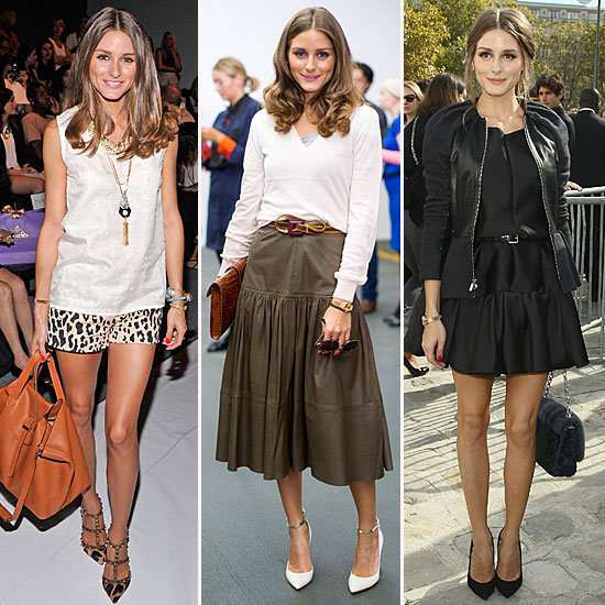 Olivia Palermo's Fashion Week Lookbook — It's Worth Flipping Through