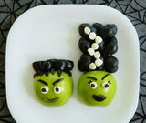 Frankenstein Fruit Snacks