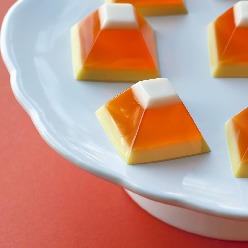 Candy Corn Jell-O