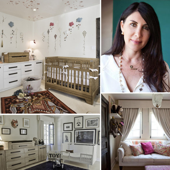 Star Style! Design Diva Estee Stanley's Grown-Up Kids' Rooms