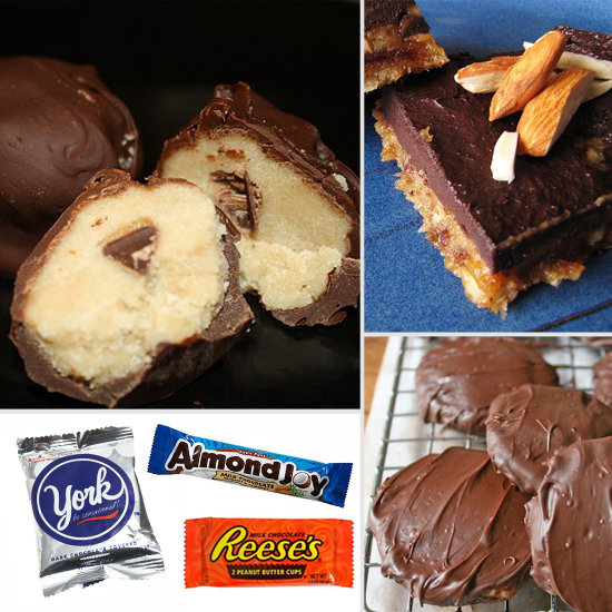 6 Sinless Swaps For Your Favorite Halloween Candy