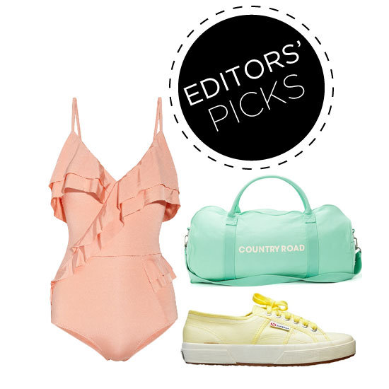 Shop the Editors' Pastel Picks: What We Want, Now