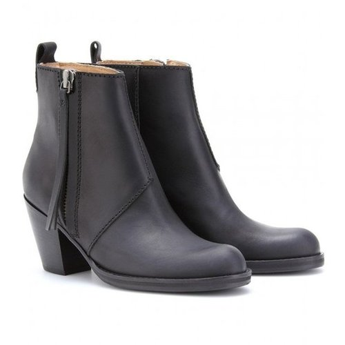 Acne - PISTOL SHORT BOOTS