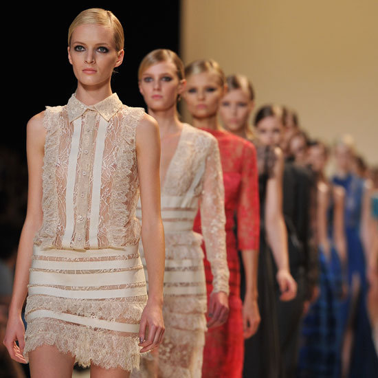 2013 Spring Paris Fashion Week: Elie Saab