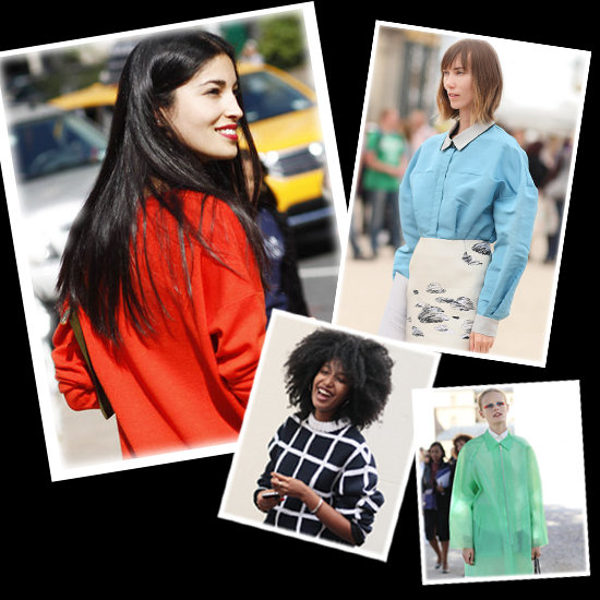 International Style Stars: The Chicest of the Spring 2013 Streets