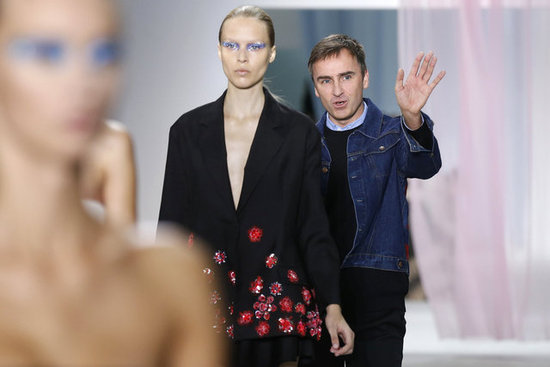 Raf Simons Debuts Ready to Wear at Dior