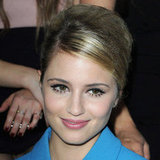 How To Get Dianna Agron's Sixties Retro Hair Style