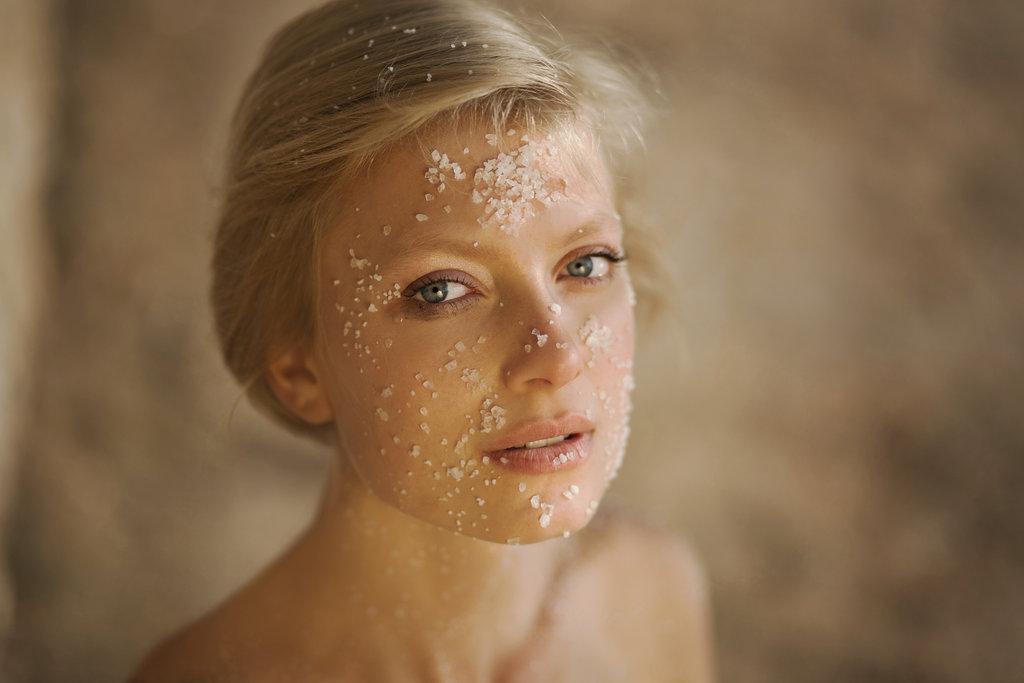 Skin Culprit: You Exfoliate With Salt
