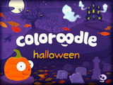 Coloroodle: Halloween