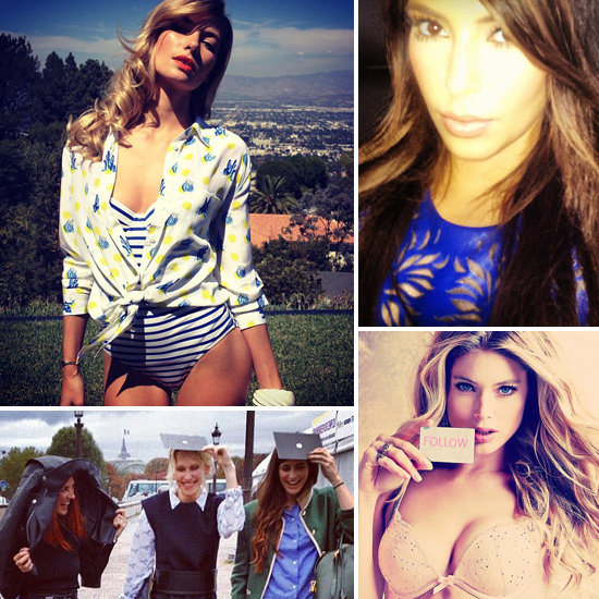 Candids: See What Kim Kardashian, Jess Hart, Doutzen Kroes & More Have Been Up To This Week