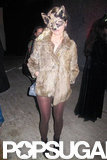 Kirsten Dunst was a stone cold fox for a Halloween party at Maroon 5's Halloween party in 2011.