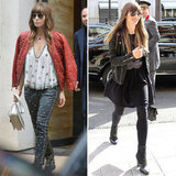 Jessica Biel Steps Out in France For a Stylish Shopping Day