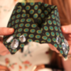 DIY How to Make a Fabric Embellished Collar