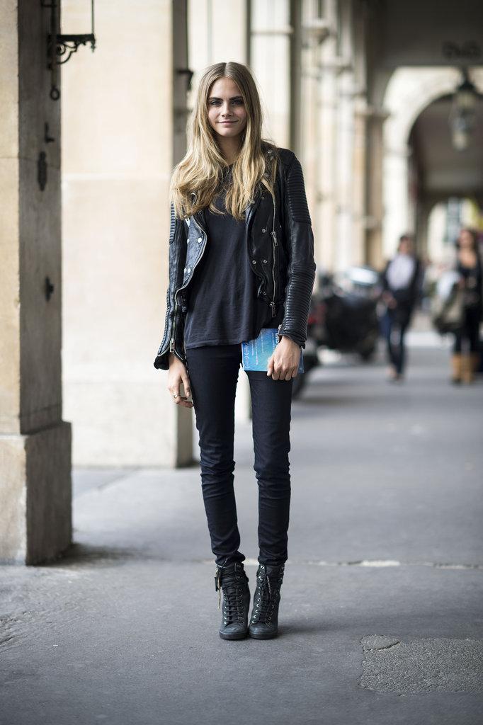 The Best Street Style From Paris Fashion Week Spring 2013 Popsugar Fashion