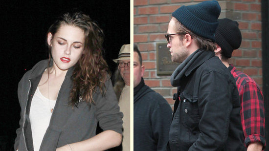 Video: Robert Pattinson Returns to LA — and to Kristen?