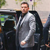 Ben Affleck at CBS This Morning in NYC | Pictures