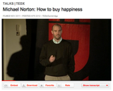 Michael Norton: How to Buy Happiness