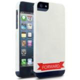 The Forward Case ($25) bears a minimalist interpretation of Obama's campaign slogan.