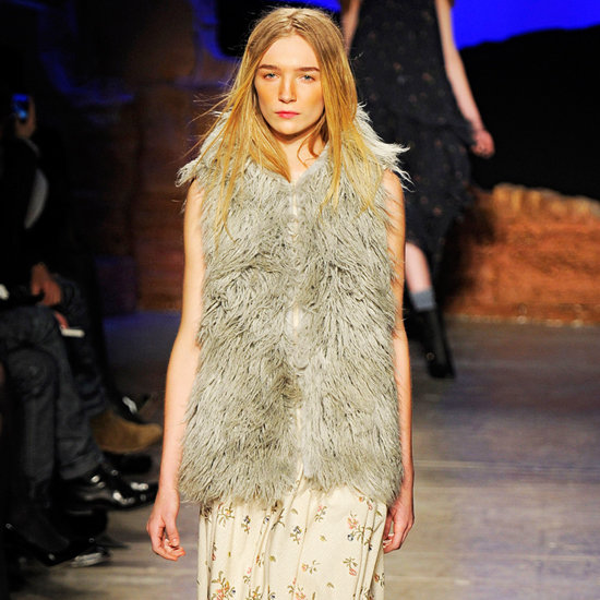 9 Furry Vests to Cozy Up in Right Now