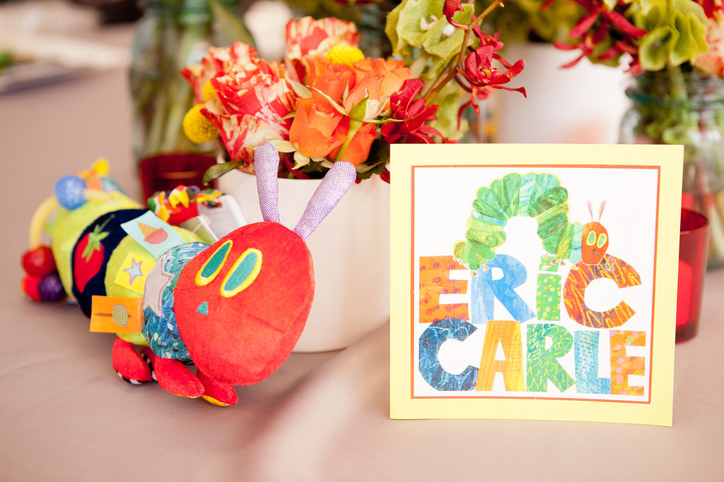 Eric Carle Table