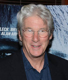 Richard Gere was out in NYC for the premiere of Ben Affleck's new film.