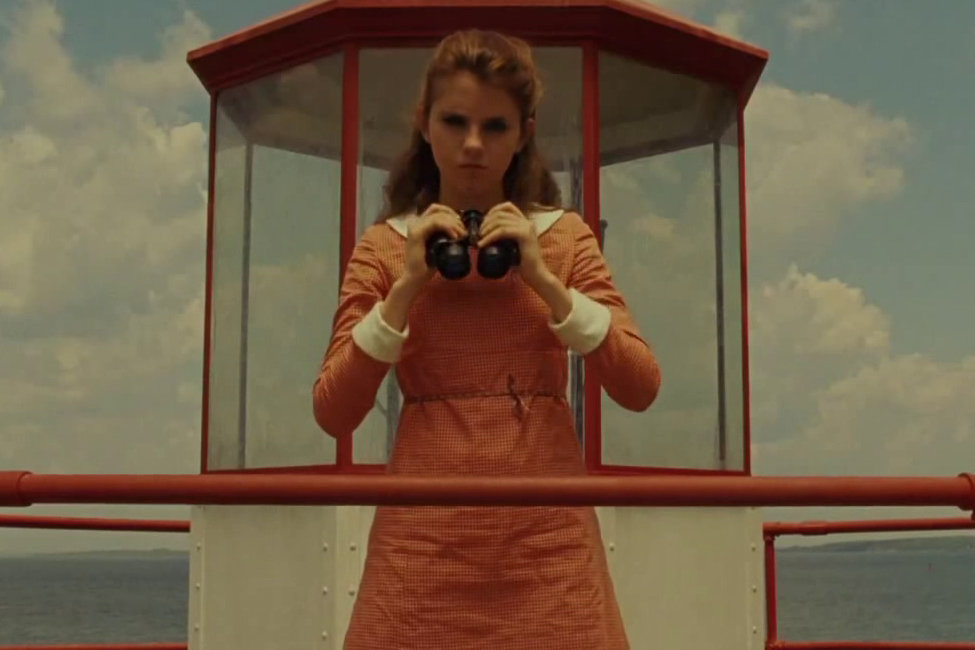 Suzy From Moonrise Kingdom